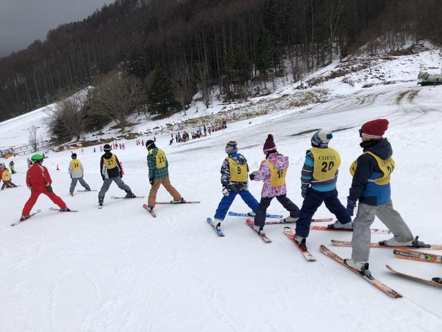 【愛知地区スキー】スキー(2019冬)