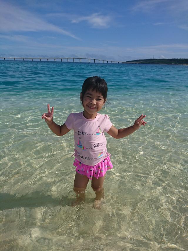 いっぱい練習して大きな海で泳ぐんだ!