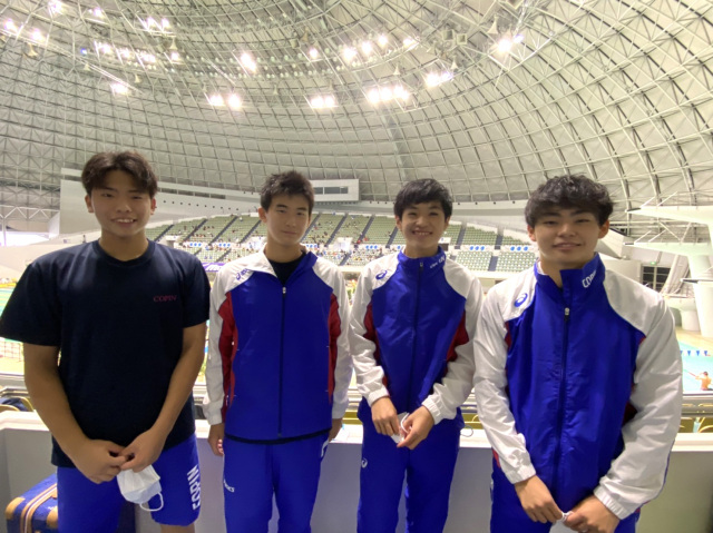 第44回 全国JOCジュニアオリンピックカップ夏季水泳競技大会